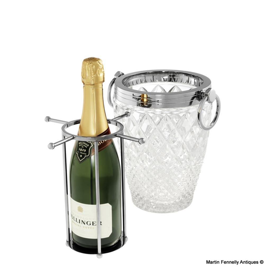 M097 Wine Cooler Ice Bucket Two Piece