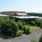 Lyncon Court Aerial view