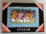 410. Micro Mosaic Desk Paper Weight Circa 1900